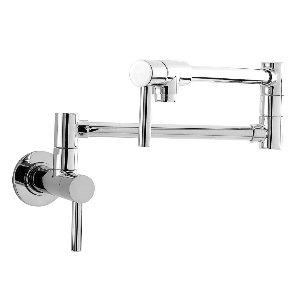 Newport Brass Kitchen Pot Filler Faucets Westheimer Plumbing And